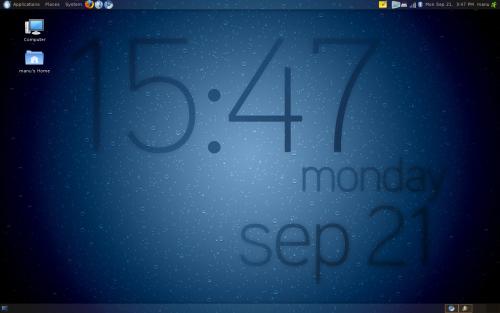 Comment installer des wallpapers clocks sur ubuntu