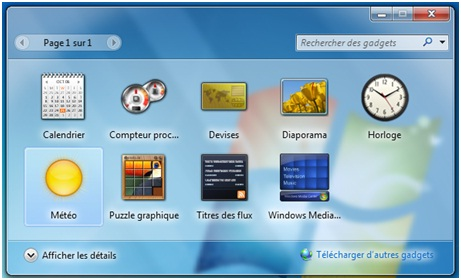 Comment installer la m t o france sur son bureau windows 7 - Afficher ordinateur sur bureau windows 8 ...