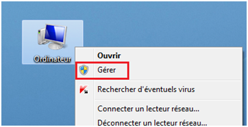 Partitionner un disque dur sous Windows 7