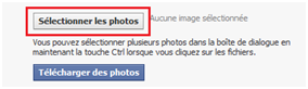 Ajouter un album photo sur Facebook