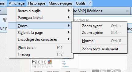 Comment Agrandir Le Texte Sur Chrome Firefox Et Internet Explorer