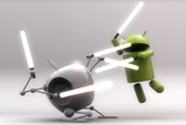 iOS contre Android