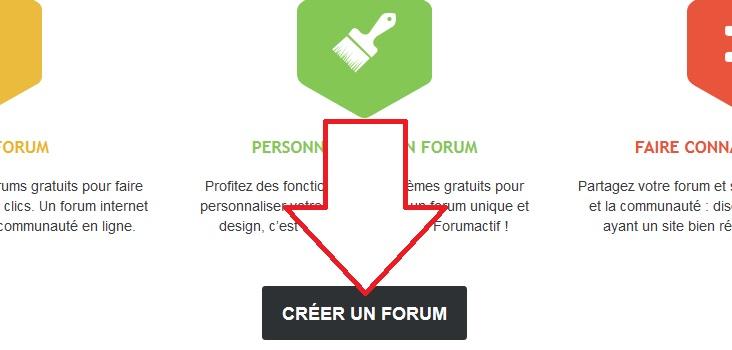 Créer un forum gratuitement