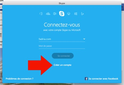 Skype PC