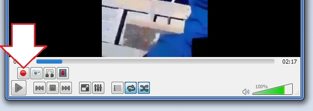 Enregistrer fragment vidéo VLC