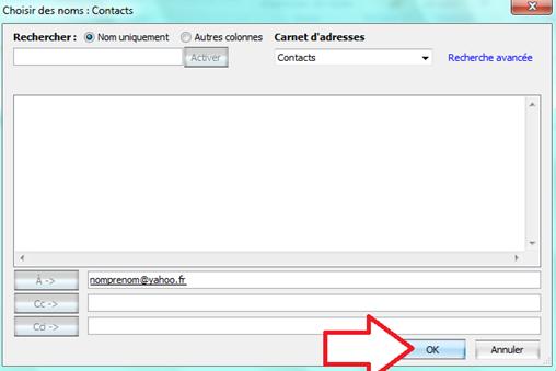 comment envoyer un pdf par email en utilisant pdfcreator