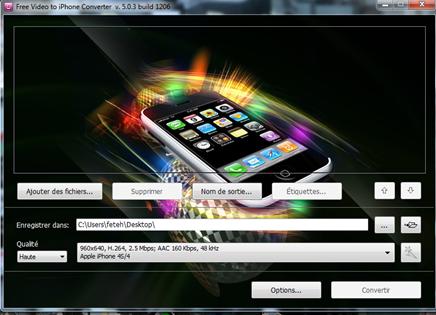 mettre fichier pdf sur iphone