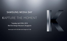 Samsung media day