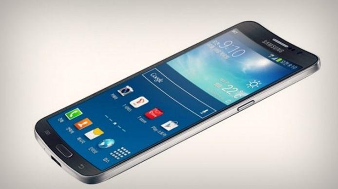 Galaxy Note 4 avec écran incurvé