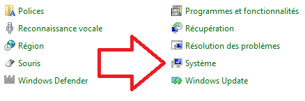 Système d'ordinateur