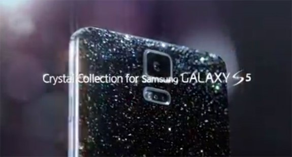 Galaxy S5 Crystal