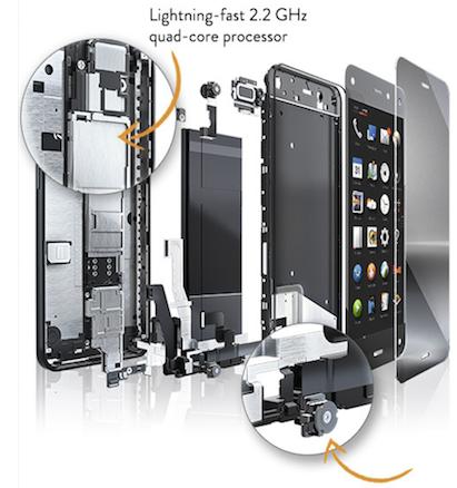 Phone of Amazone