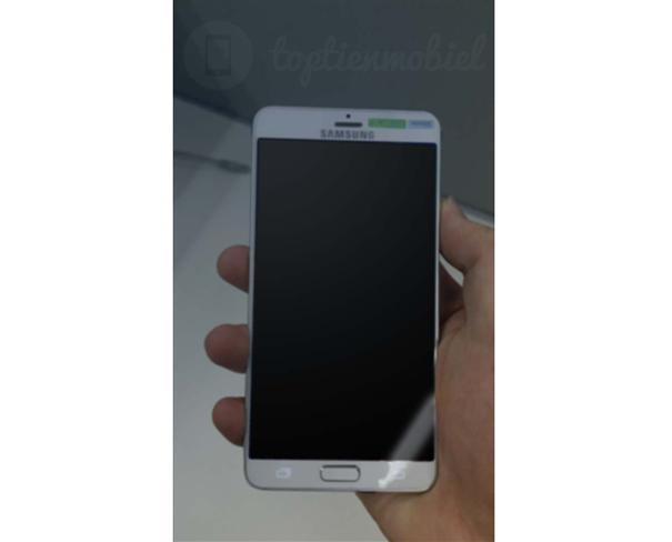 Galaxy S6 première photo