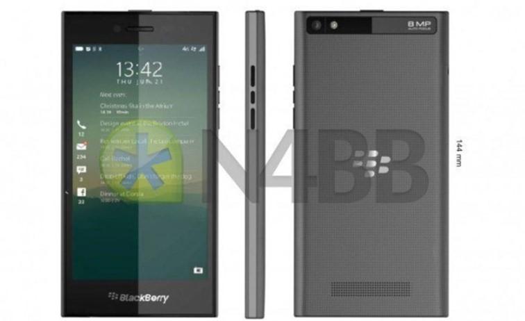 Z20 BlackBerry