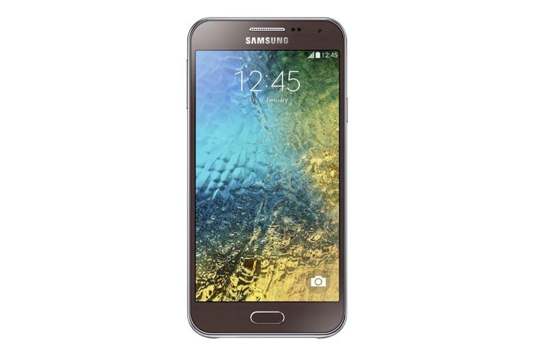Galaxy E5, E7
