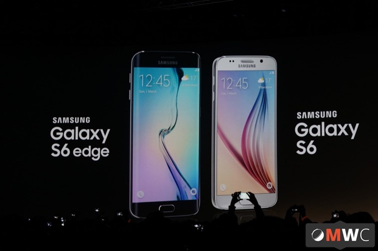 Annonce Galaxy S6 et Galaxy S6 Edge