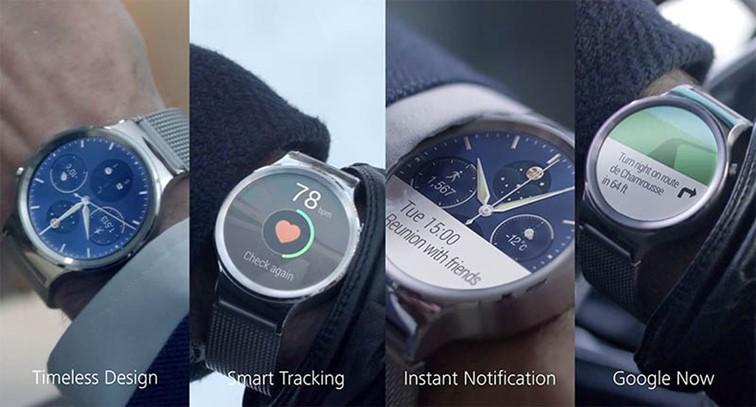 Montre connectée Huawei