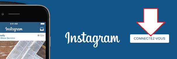 Connecter à Instagram