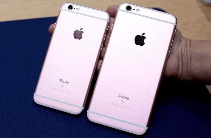 Dos d'iPhone 6S et 6S Plus