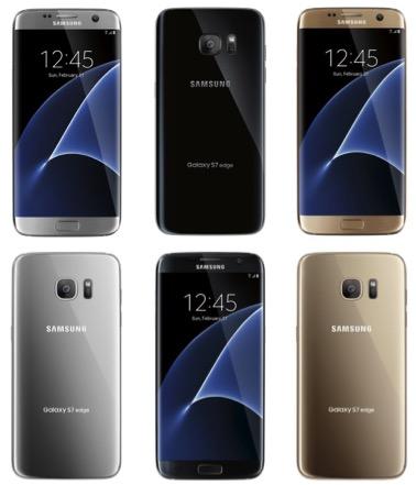 Photos Galaxy S7 Edge