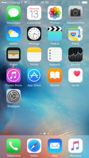 Iphone activé avec succès