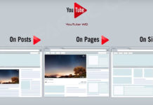 Youtube sur WordPress